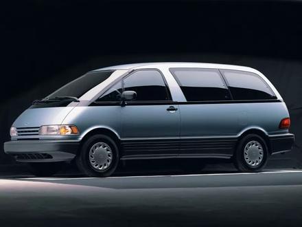 Дверь передняя павая и задняя на Toyota Estima (Previa) 1996… за 20 000 тг. в Караганда – фото 9