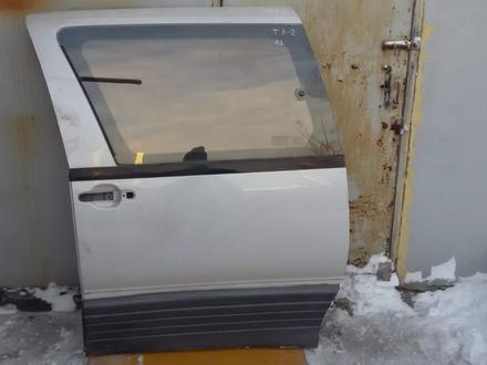 Дверь передняя павая и задняя на Toyota Estima (Previa) 1996… за 20 000 тг. в Караганда – фото 3