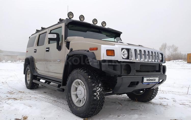 Hummer H2 2007 года за 12 000 000 тг. в Алматы