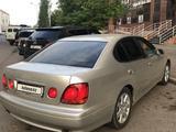 Lexus GS 300 2000 года за 3 600 000 тг. в Нур-Султан (Астана) – фото 2