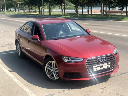 Audi A4 2018 года за 6 100 000 тг. в Нур-Султан (Астана) – фото 8