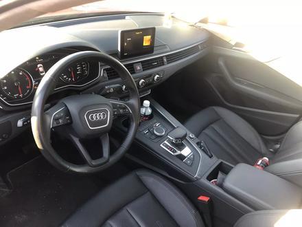 Audi A4 2018 года за 6 100 000 тг. в Нур-Султан (Астана) – фото 9