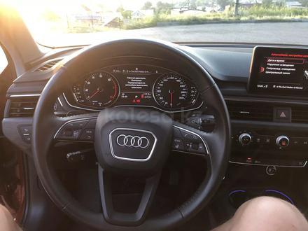 Audi A4 2018 года за 6 100 000 тг. в Нур-Султан (Астана) – фото 11