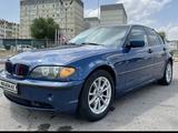 BMW 318 2002 года за 3 500 000 тг. в Алматы