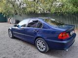BMW 318 2002 года за 3 500 000 тг. в Алматы – фото 3