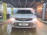 Toyota Camry 2014 года за 9 000 000 тг. в Актау – фото 3
