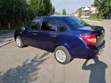 ВАЗ (Lada) 2190 (седан) 2014 года за 2 590 000 тг. в Костанай – фото 3