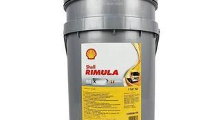 Shell Rimula R4 Multi 15W-40 за 31 500 тг. в Алматы