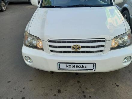 Toyota Highlander 2001 года за 5 300 000 тг. в Алматы