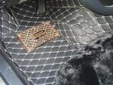 Модельные 3D полики (коврики) из прессованной экокожи в салон и багажник за 45 000 тг. в Караганда – фото 4