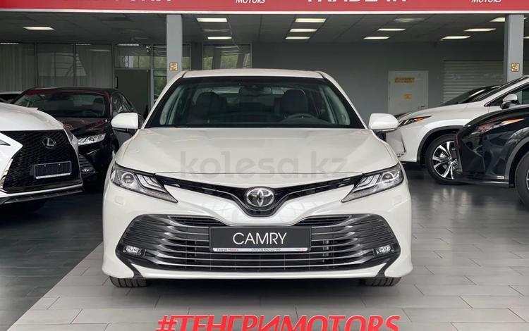 Toyota Camry 2020 года за 15 200 000 тг. в Алматы