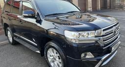 Toyota Land Cruiser 2017 года за 28 500 000 тг. в Алматы