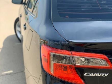 Toyota Camry 2012 года за 5 500 000 тг. в Актобе – фото 8