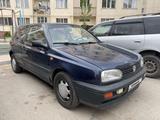 Volkswagen Golf 1991 года за 820 000 тг. в Алматы – фото 3