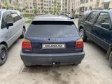 Volkswagen Golf 1991 года за 820 000 тг. в Алматы – фото 4
