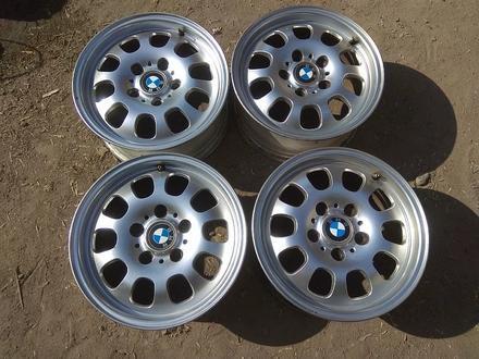 """Оригинальные легкосплавные диски """"46 стиль"""" на автомашину BMW 3 ( за 95 000 тг. в Нур-Султан (Астана) – фото 2"""