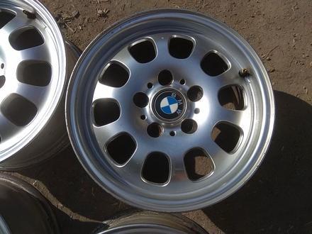 """Оригинальные легкосплавные диски """"46 стиль"""" на автомашину BMW 3 ( за 95 000 тг. в Нур-Султан (Астана) – фото 5"""