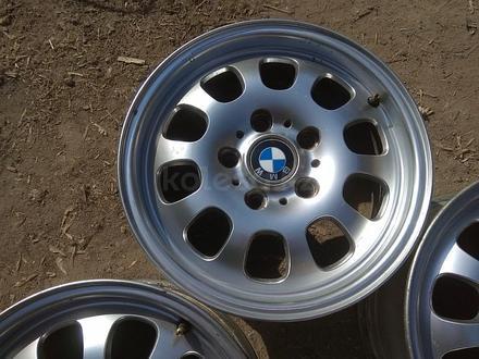 """Оригинальные легкосплавные диски """"46 стиль"""" на автомашину BMW 3 ( за 95 000 тг. в Нур-Султан (Астана) – фото 6"""