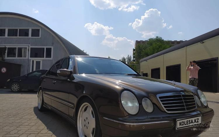 Mercedes-Benz E 55 AMG 2001 года за 4 000 000 тг. в Уральск