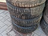 Шипованые шины за 60 000 тг. в Нур-Султан (Астана) – фото 2