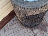Шипованые шины за 60 000 тг. в Нур-Султан (Астана) – фото 3