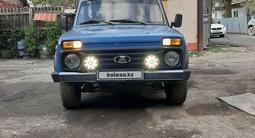 ВАЗ (Lada) 2121 Нива 2002 года за 1 000 000 тг. в Нур-Султан (Астана)