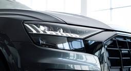 Audi Q8 55 TFSI Quattro 2021 года за 53 040 000 тг. в Алматы – фото 4