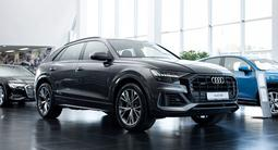 Audi Q8 55 TFSI Quattro 2021 года за 53 040 000 тг. в Алматы