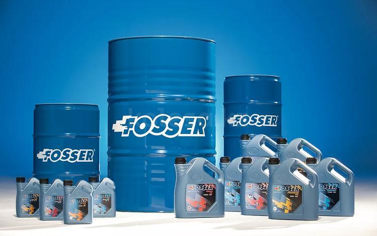Моторное масло Fosser Drive Turbo 10w40 за 260 000 тг. в Алматы