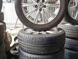 Диски и резина на Toyota 205/55/16 за 150 000 тг. в Алматы