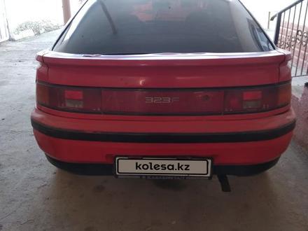 Mazda 323 1992 года за 600 000 тг. в Шымкент