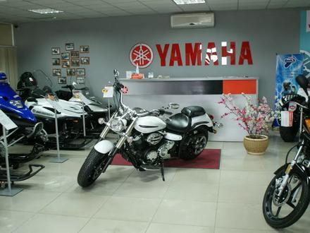 InterMoto Официальный дилер Yamaha Motor C.I.S в Петропавловск