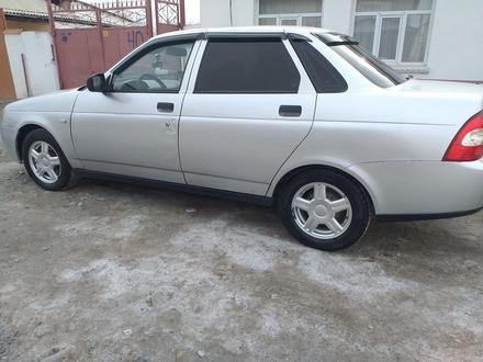 ВАЗ (Lada) Priora 2170 (седан) 2008 года за 1 400 000 тг. в Туркестан