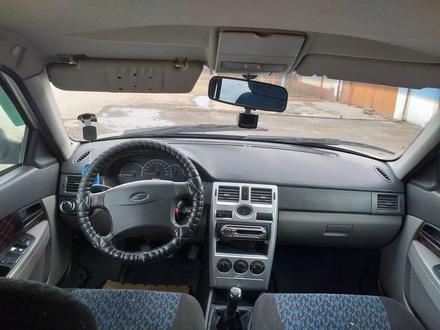 ВАЗ (Lada) Priora 2170 (седан) 2008 года за 1 400 000 тг. в Туркестан – фото 3