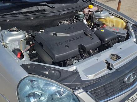 ВАЗ (Lada) Priora 2170 (седан) 2008 года за 1 400 000 тг. в Туркестан – фото 4