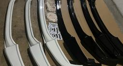 Передний обвес F-SPORT за 50 000 тг. в Алматы – фото 2