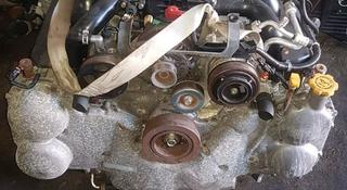 Контрактный двигатель из Японии на Subaru Tribeca 3.6 объем EZ3.6 за 900 000 тг. в Алматы
