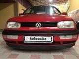Volkswagen Golf 1997 года за 1 150 000 тг. в Алматы – фото 2