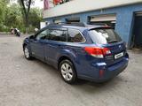 Subaru Outback 2011 года за 5 850 000 тг. в Алматы – фото 3