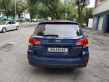 Subaru Outback 2011 года за 5 850 000 тг. в Алматы – фото 4