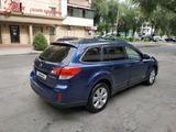 Subaru Outback 2011 года за 5 850 000 тг. в Алматы – фото 5