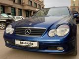 Mercedes-Benz C 230 2002 года за 2 750 000 тг. в Нур-Султан (Астана)