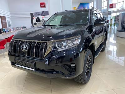Toyota Land Cruiser Prado Prestige 2.7 2021 года за 27 960 000 тг. в Караганда