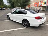 BMW 535 2011 года за 11 000 000 тг. в Алматы – фото 3