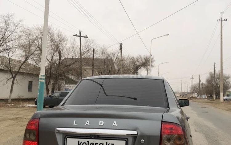 ВАЗ (Lada) 2170 (седан) 2009 года за 1 250 000 тг. в Кызылорда
