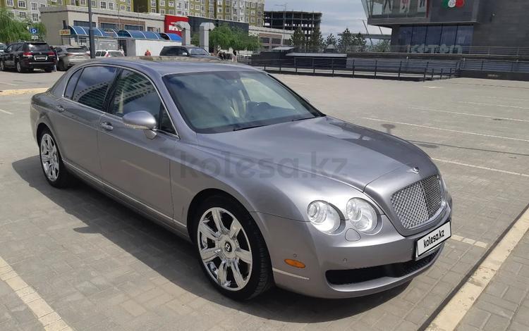 Bentley Continental Flying Spur 2007 года за 14 500 000 тг. в Актобе