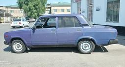 ВАЗ (Lada) 2107 2000 года за 360 000 тг. в Тараз – фото 4