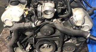Двигатель Volkswagen Touareg 4, 8 за 950 000 тг. в Алматы