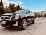 Cadillac Escalade 2018 года за 28 000 000 тг. в Тбилиси – фото 3