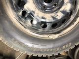 Шипованная резина bfgoodrich с железными дисками за 80 000 тг. в Темиртау – фото 5